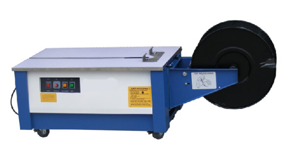 GH102A Low-table semi-auto strapping machine(Push-Button Panel)